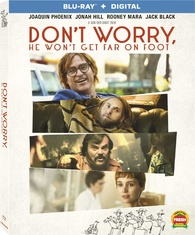 Don't Worry, He Won't Get Far on Foot (Blu-ray)