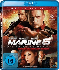 The Marine 6: The Close Quarters (Blu-ray)