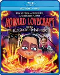 Howard Lovecraft and the Kingdom of Madness (Blu-ray)