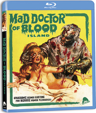 Mad Doctor of Blood Island (Blu-ray)