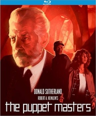 The Puppet Masters Blu Ray Special Edition