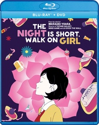 The Night is Short, Walk on Girl (Blu-ray)