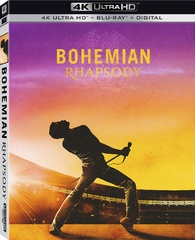 Bohemian Rhapsody 4K (Blu-ray) Temporary cover art