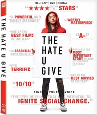 The Hate U Give (Blu-ray) Temporary cover art