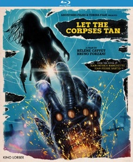 Let the Corpses Tan (Blu-ray)