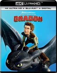 How to Train Your Dragon 4K (Blu-ray)