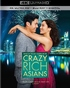 Crazy Rich Asians 4K (Blu-ray)