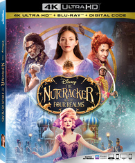 The Nutcracker and the Four Realms 4K (Blu-ray)