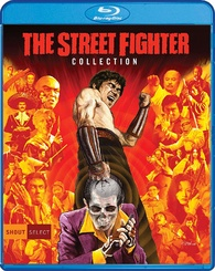 The Street Fighter Collection (Blu-ray)