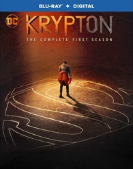 Krypton: The Complete First Season (Blu-ray)