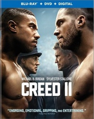 Creed II (Blu-ray) Temporary cover art