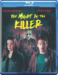 You Might Be the Killer (Blu-ray) Temporary cover art