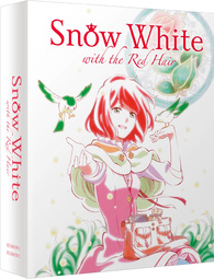 Snow White With The Red Hair Season 1 And 2 Collection Blu