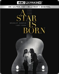 A Star Is Born 4K (Blu-ray)