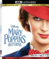 Mary Poppins Returns 4K (Blu-ray)