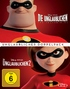 The Incredibles 1 & 2 (Blu-ray)