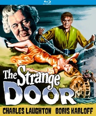 The Strange Door (Blu-ray)