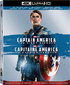 Captain America: The First Avenger 4K (Blu-ray)