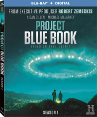 Project Blue Book: Season 1 (Blu-ray)