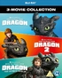 How to Train Your Dragon: 3-Movie Collection (Blu-ray)