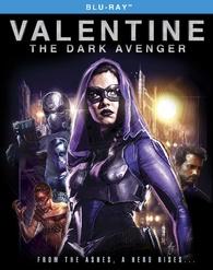 Valentine: The Dark Avenger (Blu-ray)