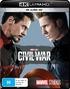 Captain America: Civil War 4K (Blu-ray)