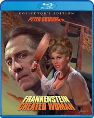 Frankenstein Created Woman (Blu-ray)