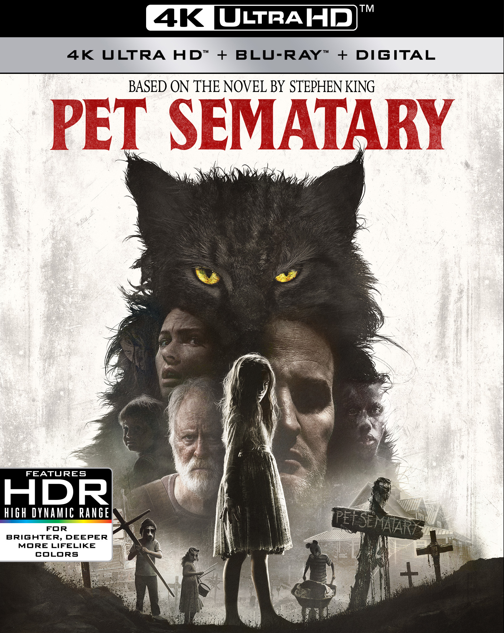Download Pet Sematary (2019) 2160p SDR 8bit BluRay x264 [Org