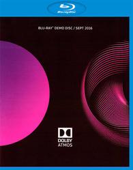 Dolby Atmos Demo Disc Blu-ray