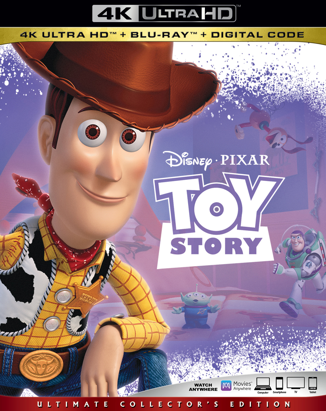Trilogia Toy Story - Remux 4K 2160p - Dual Áudio - Baixar Bluray