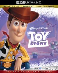 Toy Story 4K (Blu-ray)