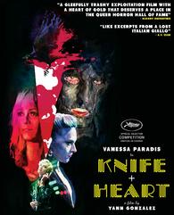 Knife + Heart (Blu-ray)