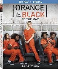 Orange Is the New Black: Season Six (Blu-ray)