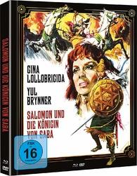 best website fe240 b79f7 Solomon and Sheba Blu-ray: Salomon und die Königin von Saba ...