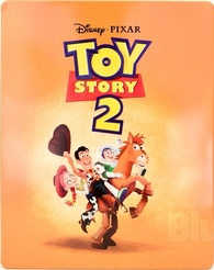 Toy Story 2 4K (Blu-ray) Temporary cover art
