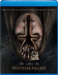The Nightmare Gallery (Blu-ray)