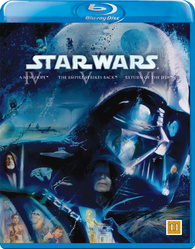 Star Wars Original Trilogy Blu Ray Release Date October 12 2015 A New Hope The Empire Strikes Back Return Of The Jedi Norway