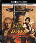 The Mask of Zorro 4K (Blu-ray)