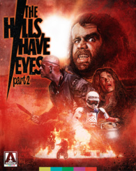 The Hills Have Eyes: Part II (Blu-ray)