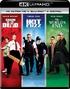 The Three Flavors Cornetto Trilogy 4K (Blu-ray)