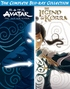 Avatar: The Last Airbender / The Legend of Korra - The Complete Collection (Blu-ray)