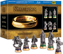 New & used dvds: the lord of the rings: the fellowship of the ring.