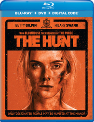 The Hunt (Blu-ray) Temporary cover art