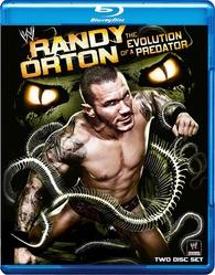 Wwe Randy Orton The Evolution Of A Predator Blu Ray
