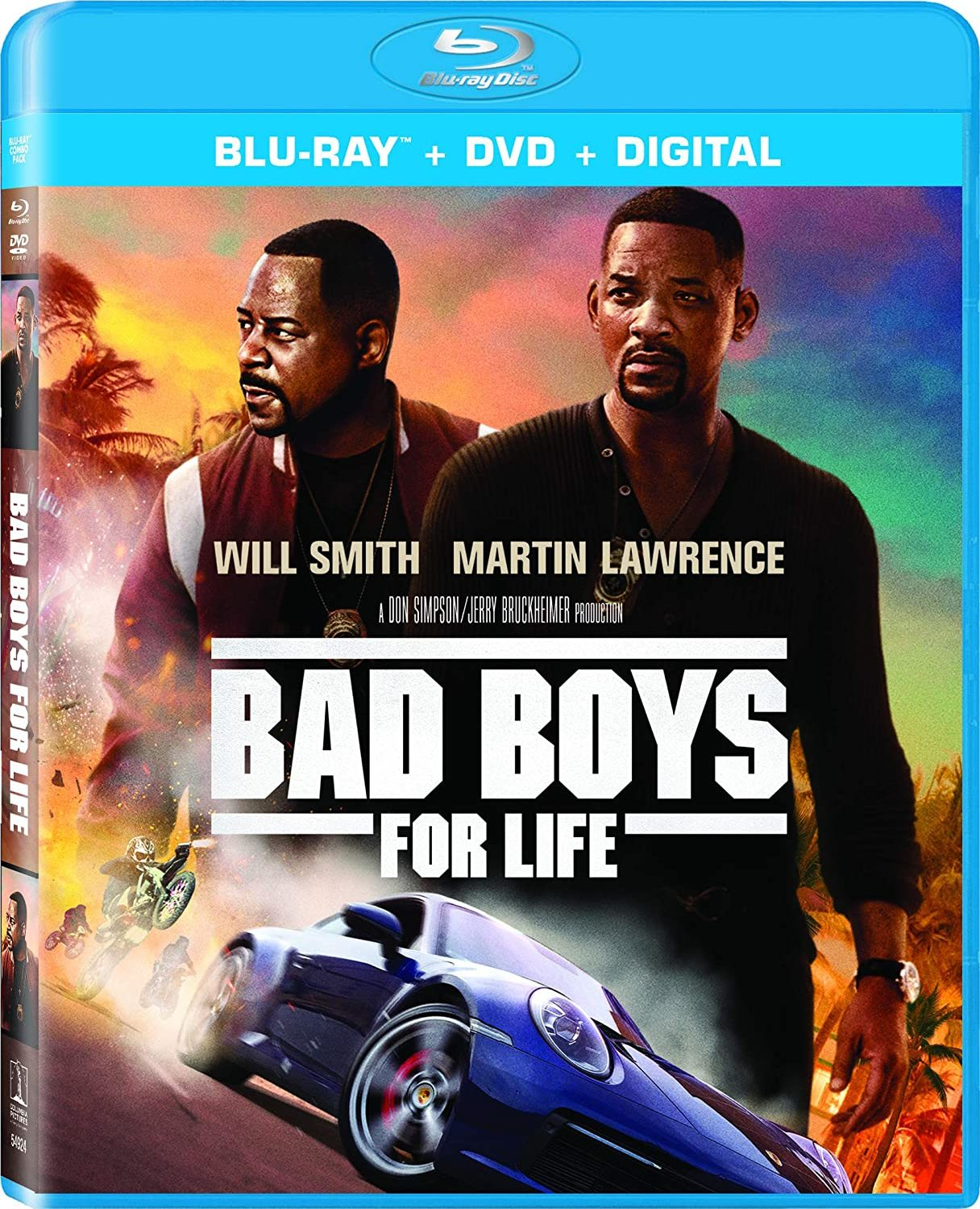 BAD BOYS FOR LIFE Has Finally Arrived On Digital HD; Watch The ...