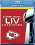 Super Bowl LIV Champions: Kansas City Chiefs (Blu-ray)