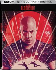 Bloodshot 4K (Blu-ray) Temporary cover art
