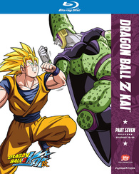 dragon ball z kai part 7 blu ray