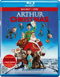 arthur christmas blu ray screenshots - Arthur Christmas Dvd