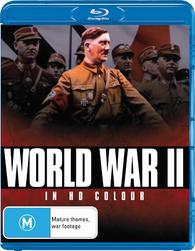 World War II in HD Colour Blu-ray (Australia)